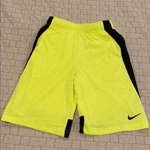 Youth Large boys Nike shorts